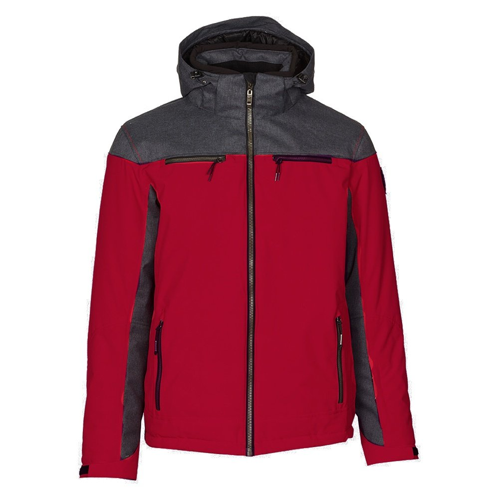 Killtec Dominic Ski Jacket (Men's) - Red
