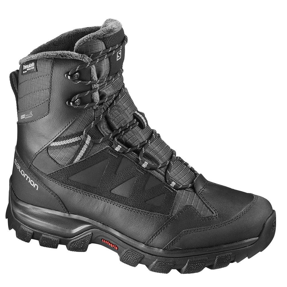 Salomon Chalten TS CS Waterproof Boot (Men's) - Black