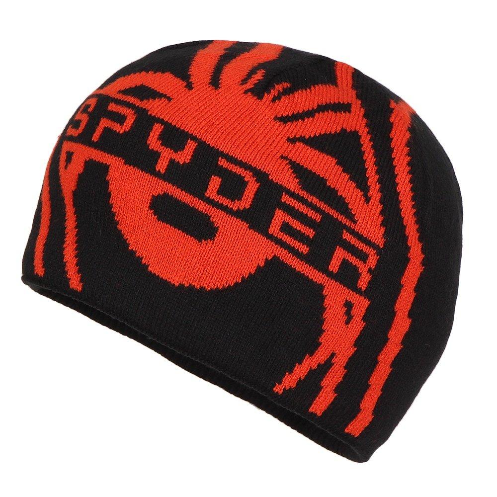 Spyder Lucerne Hat (Boys') - Black/Rage