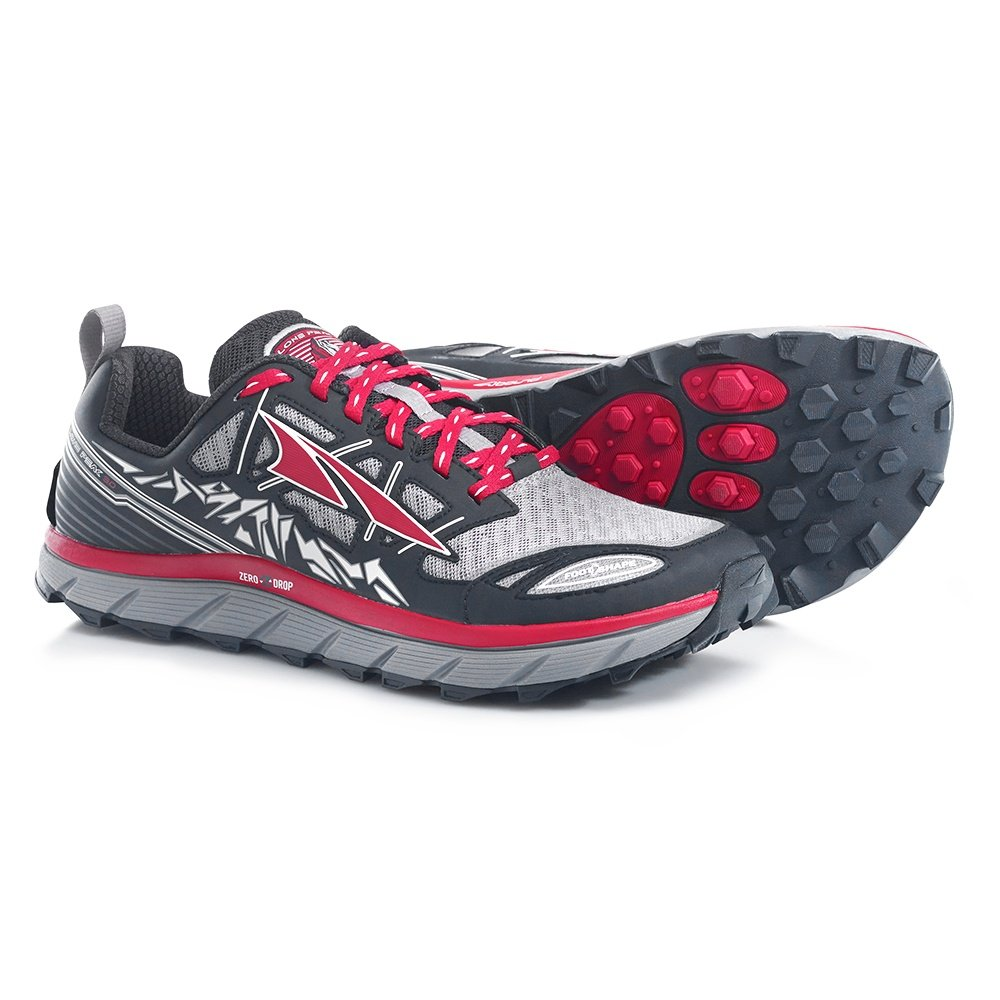 Trail Running Shoe With Roomy Shoe Box