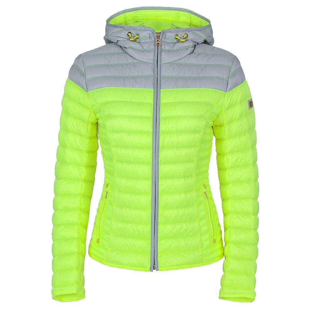 Bogner Hazel-D Down Jacket (Women's) - Grey/Green