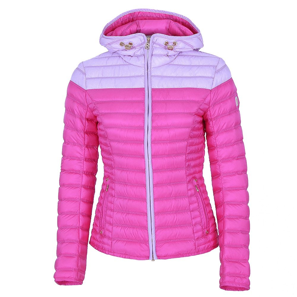 Bogner Hazel-D Down Jacket (Women's) - Pink/Purple