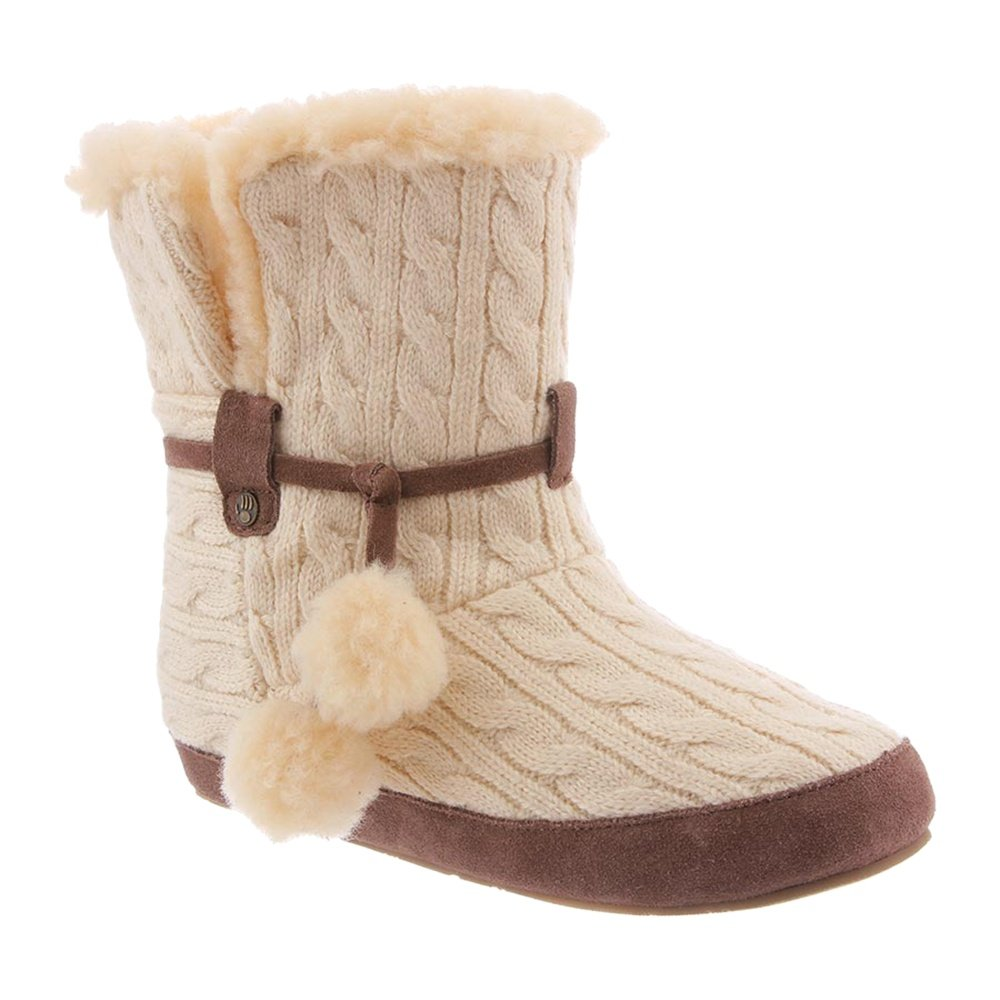 Bearpaw Trista Bootie Slipper (Women's) -