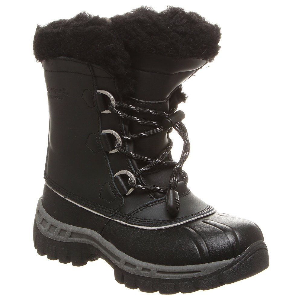 Bearpaw Kelly Winter Boot (Little Kids') - Black