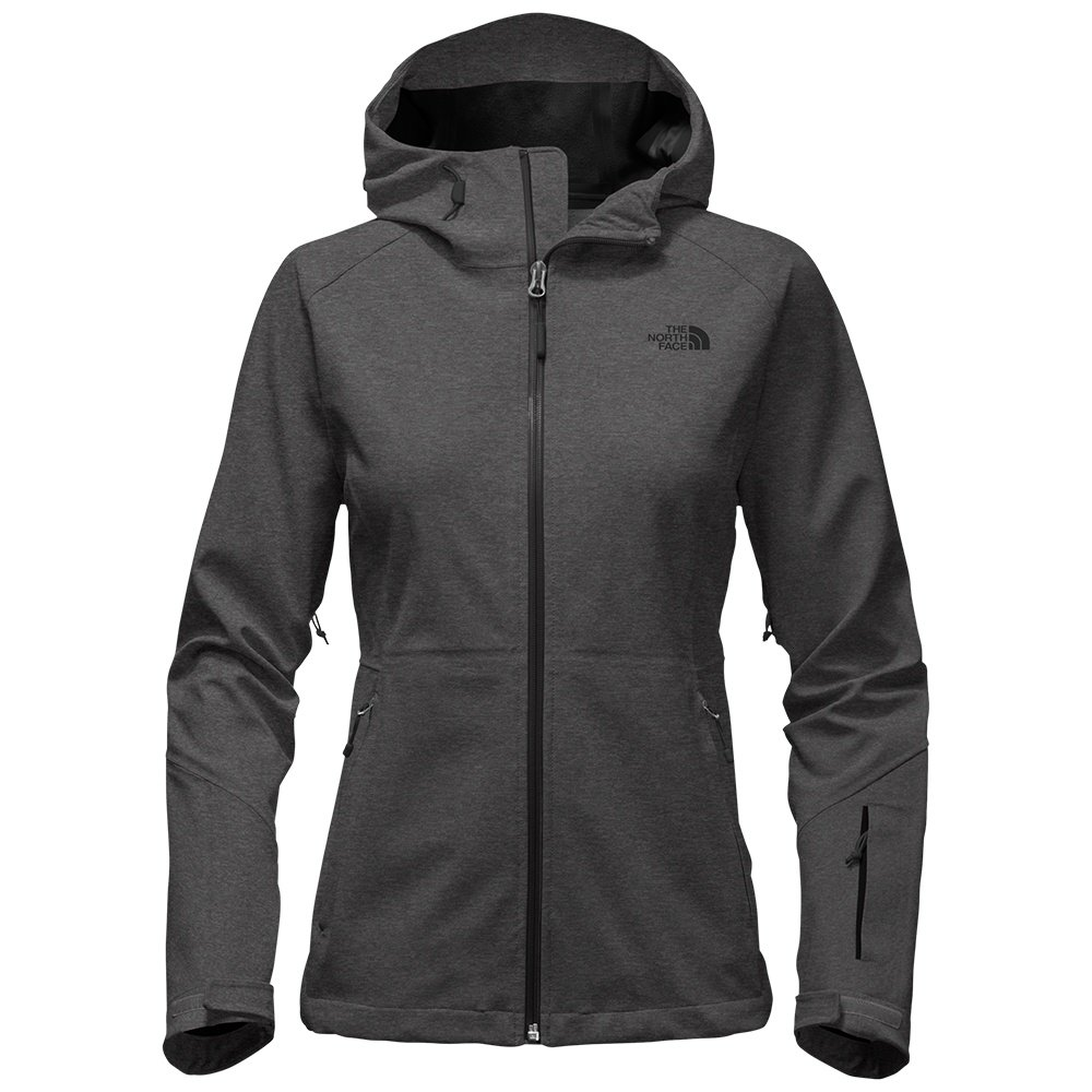 The North Face Apex Flex GORE-TEX Jacket (Women's) - Dark Grey Heather