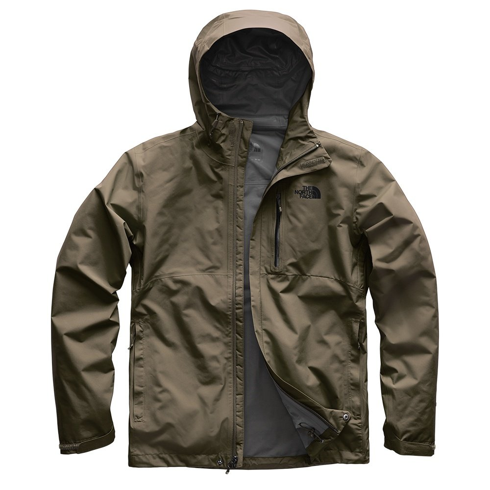 9f88c3b9a598 The North Face Dryzzle GORE-TEX Rain Jacket (Men s) - New Taupe Green