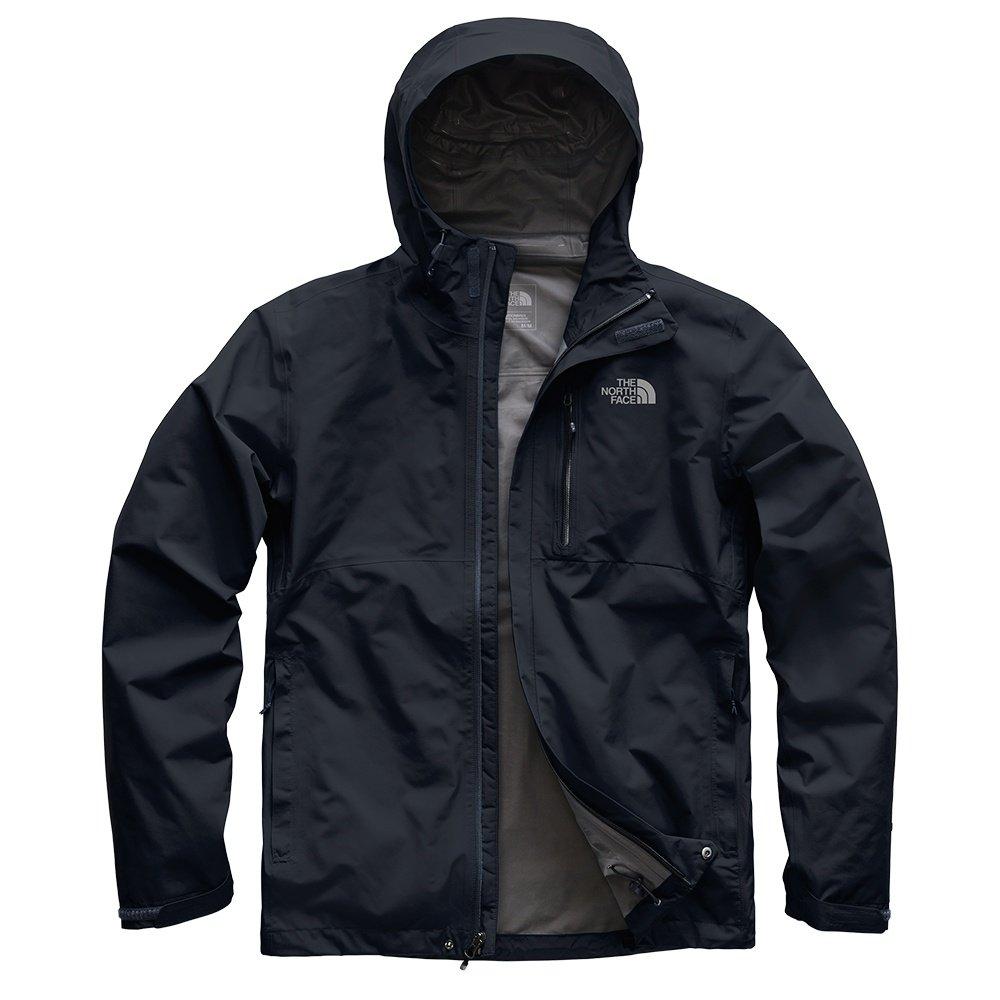The North Face Dryzzle GORE-TEX Rain Jacket (Men's) - Urban Navy/Mid Grey