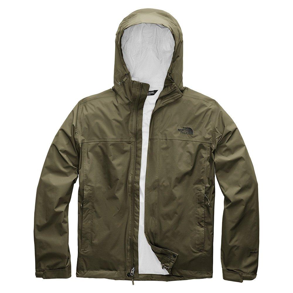 The North Face Venture 2 Rain Jacket (Men's) - New Taupe Green/TNF Black