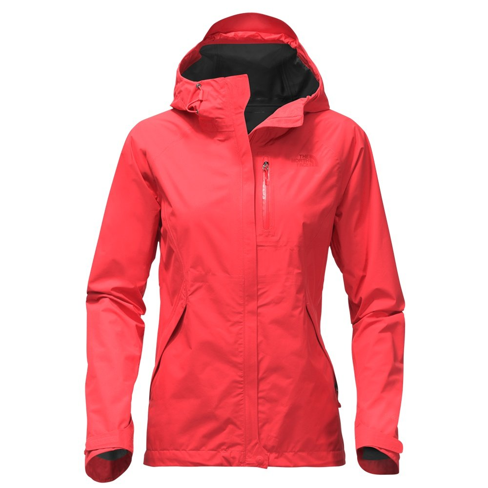 The North Face Dryzzle Rain Jacket (Women's) - Cayenne Red