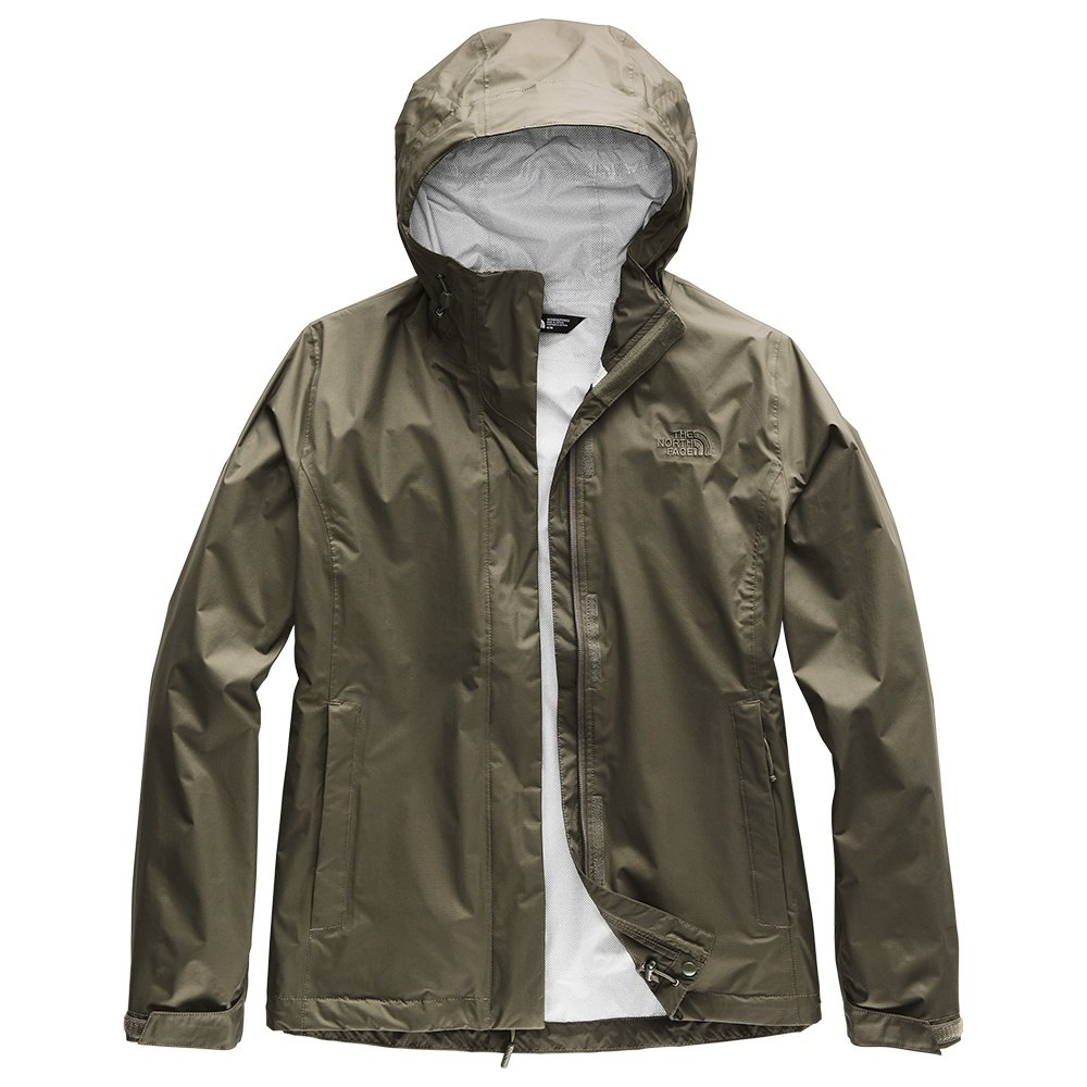 The North Face Venture 2 Rain Jacket (Women's) - New Taupe Green