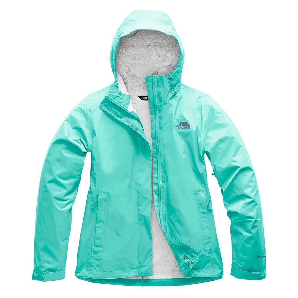 The North Face Venture 2 Rain Jacket (Women's) - Mint Blue