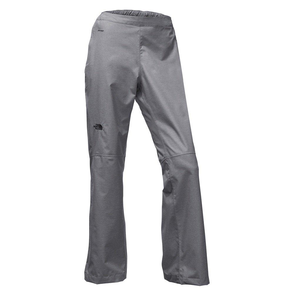 The North Face Venture 2 Half Zip Rain Pant (Women's) - TNF Medium Heather Grey