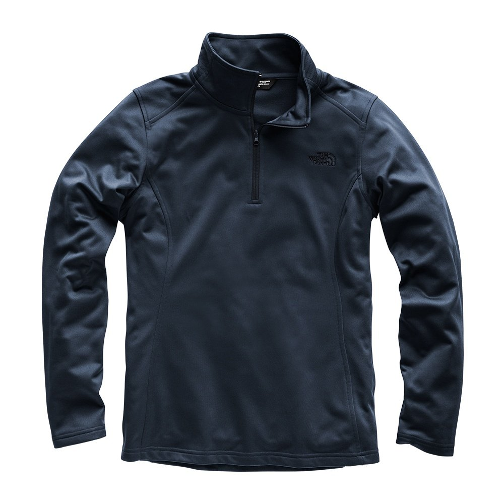 The North Face Tech Glacier Half Zip Sweater (Women's) - Urban Navy