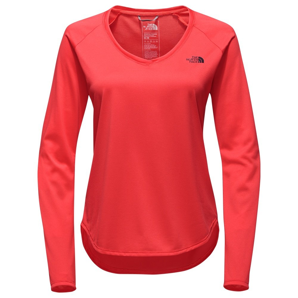 The North Face L/S Reaxion T-Shirt (Women's) -