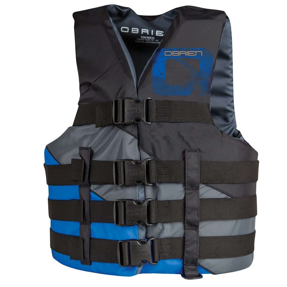 O'Brien 4 Belt Adjustable Sport Life Jacket (Men's) -
