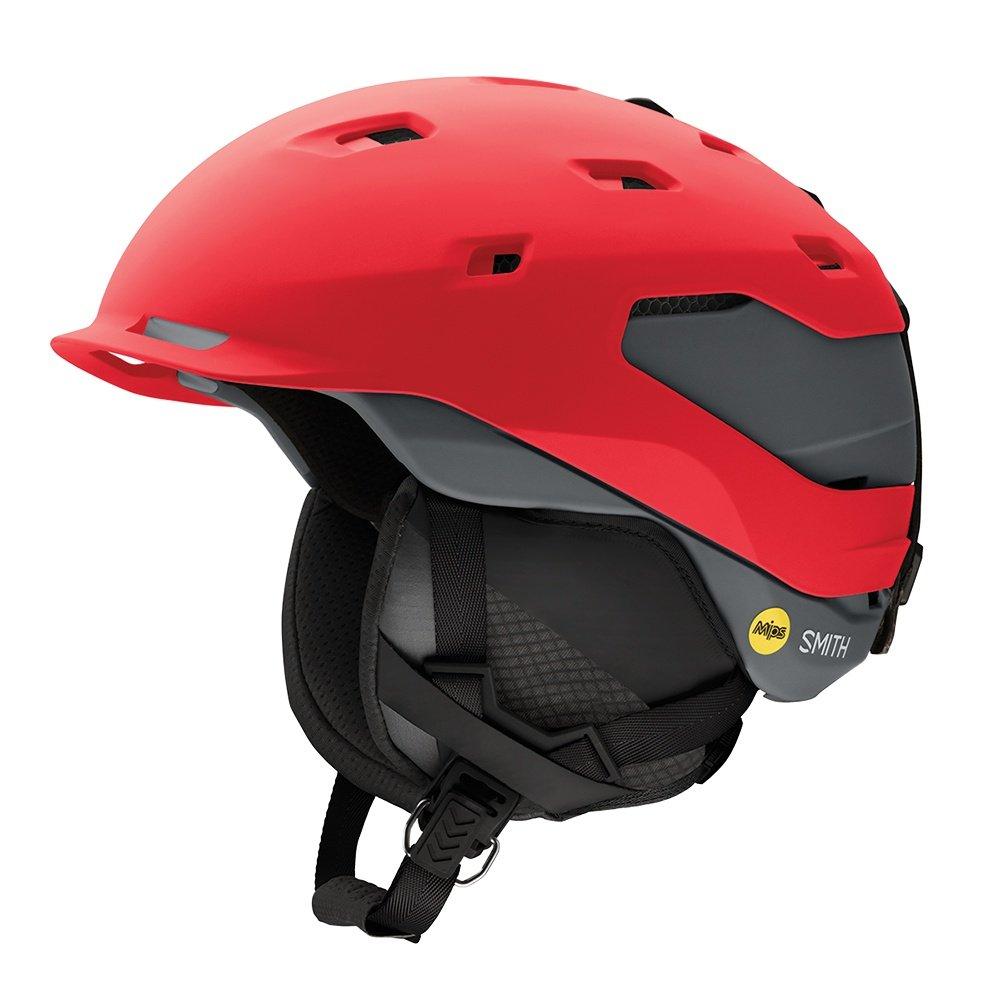 Smith Quantum MIPS Helmet (Men's) - Snowfloral Print