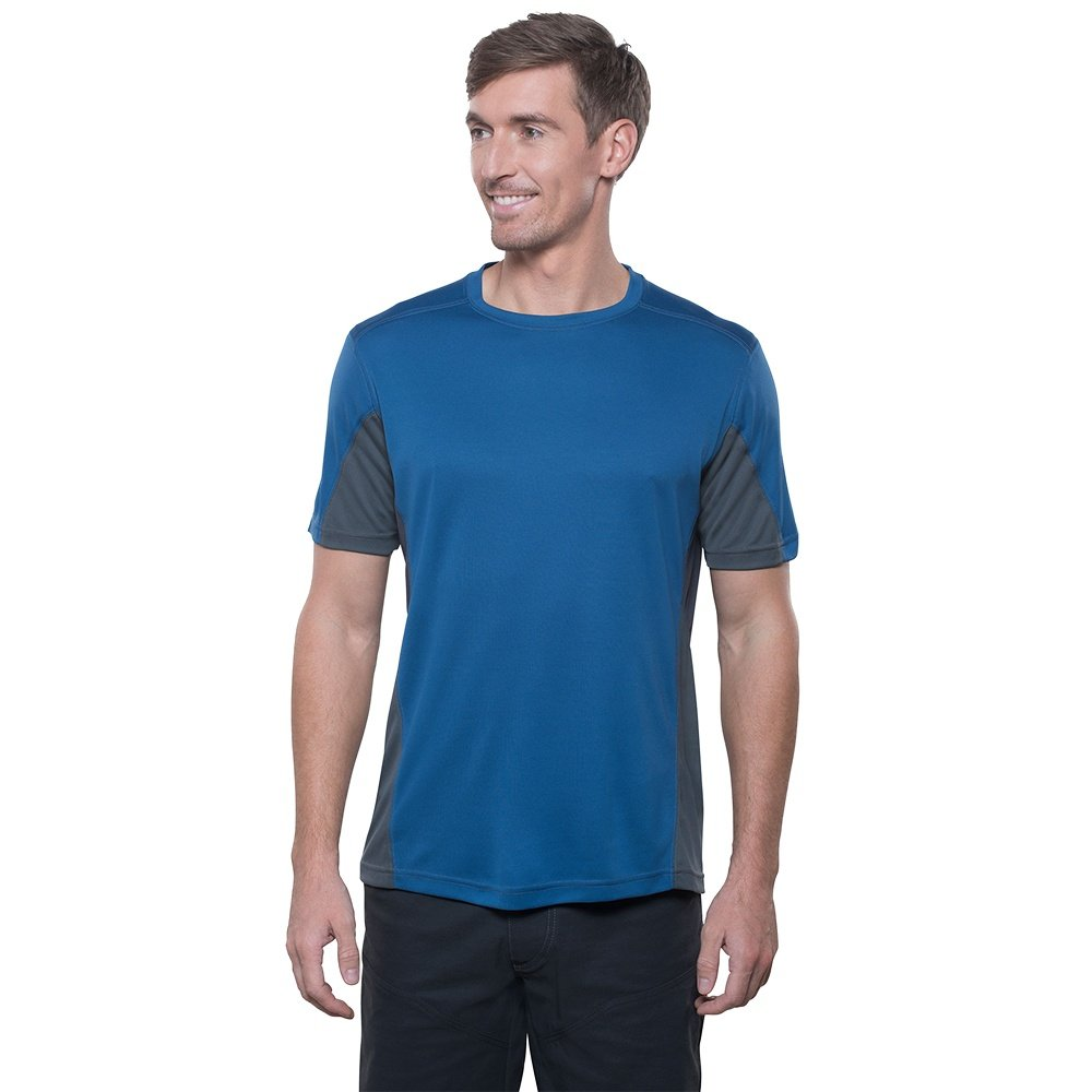 Kuhl Shadow T-Shirt (Men's) - Blue Depths