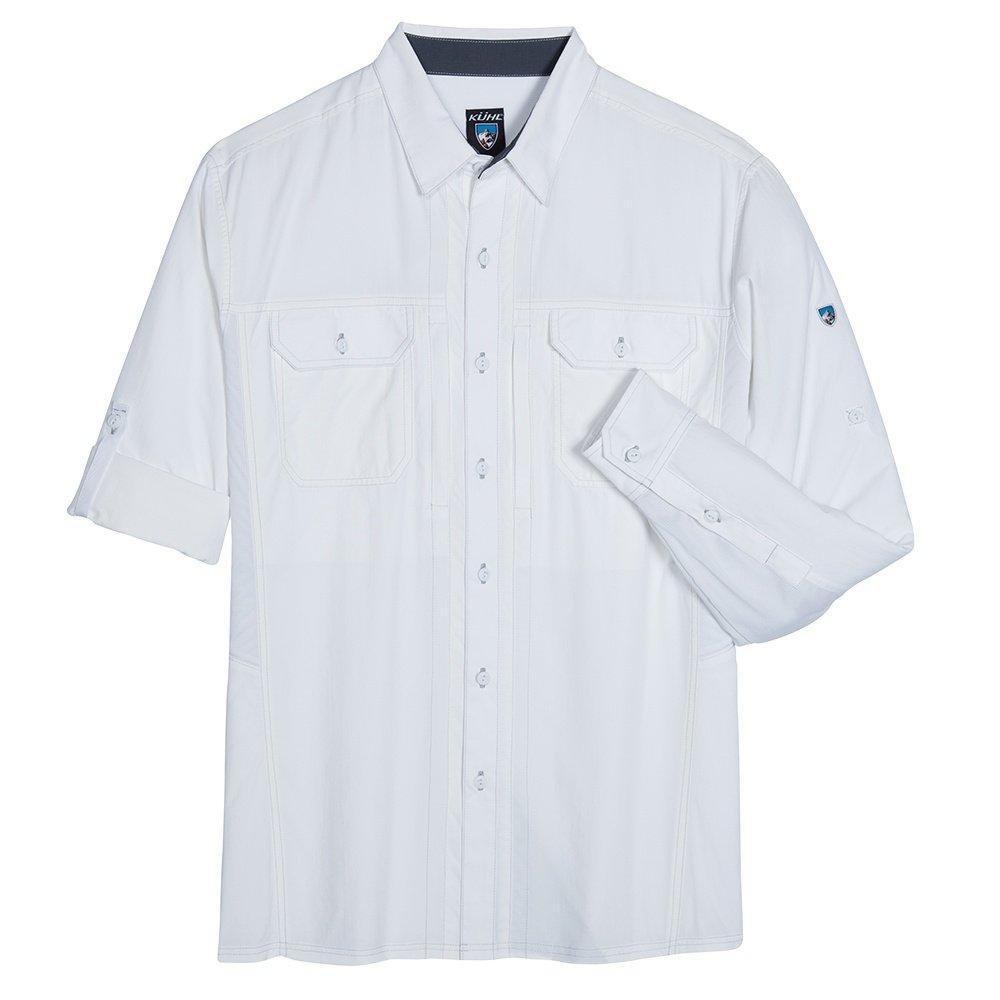 Kuhl Thrive Long Sleeve Shirt (Men's) - White
