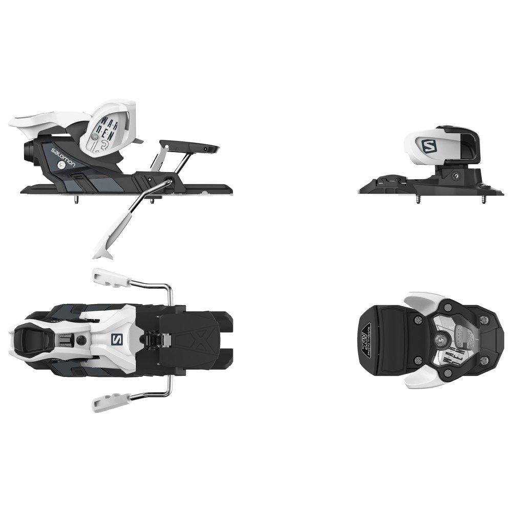 Salomon Warden MNC 13 Ski Binding (Adults') - White/Black