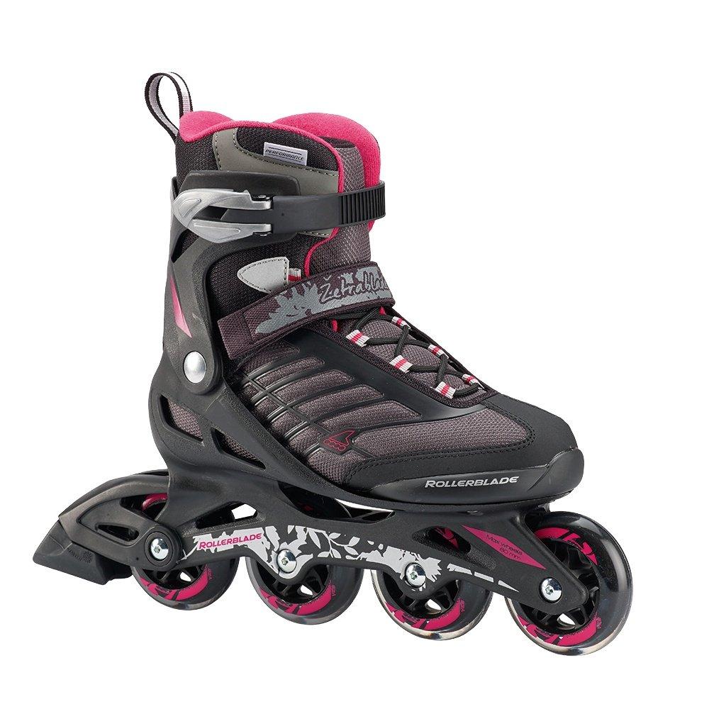 Rollerblade Zetrablade Inline Skates (Women's) - Black/Cherry