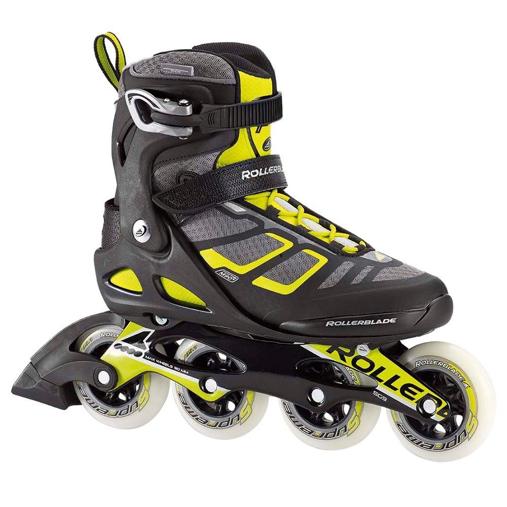 Rollerblade Macroblade 90 Inline Skates (Men's) - Black/Lime