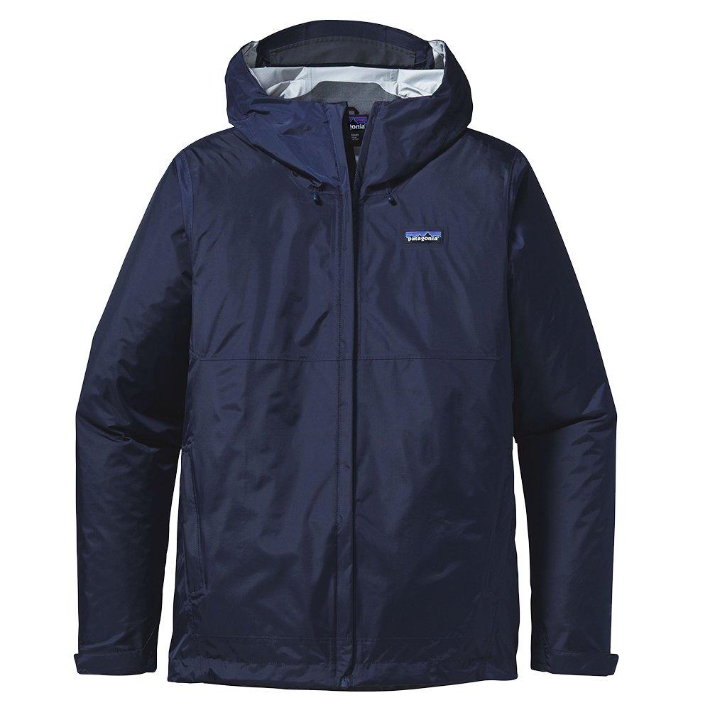 Patagonia Torrentshell Rain Jacket (Men's) - Navy Blue
