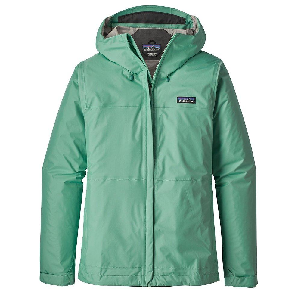 Patagonia Torrentshell Rain Jacket (Women's) - Vjosa Green