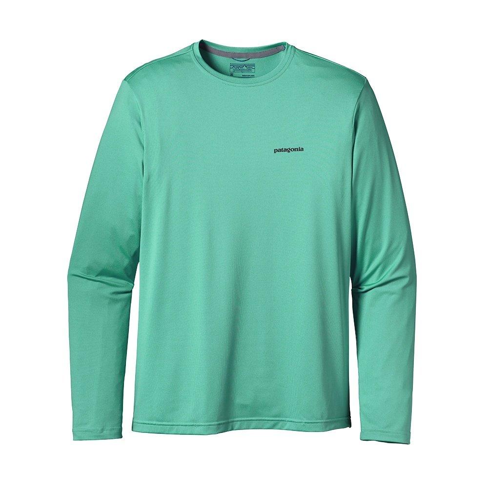 Patagonia graphic tech fish t shirt men 39 s peter glenn for Patagonia fishing shirt