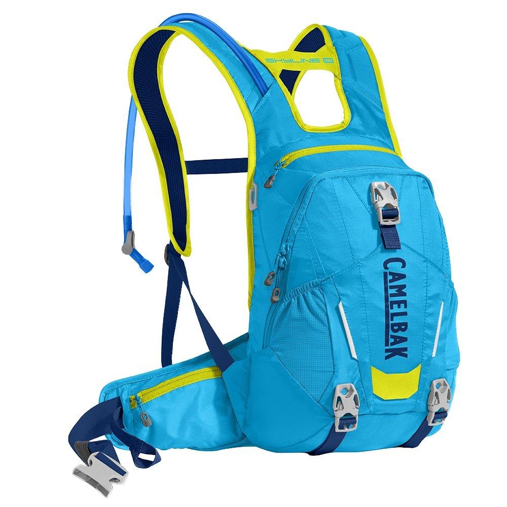 CamelBak Skyline LR 10 Hydration Backpack - Atomic Blue/Sulfur Springs