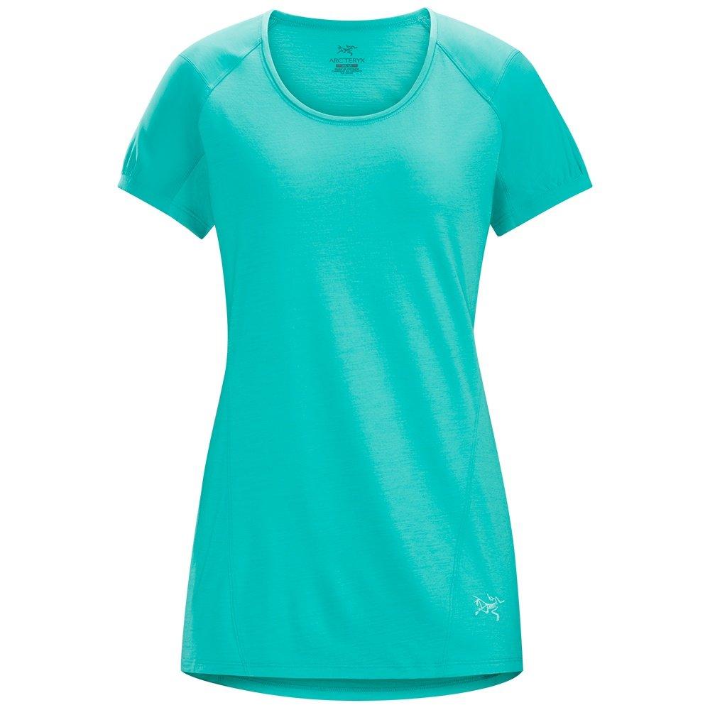 Arc'teryx Lana Comp Short Sleeve Shirt (Women's) - Halcyon