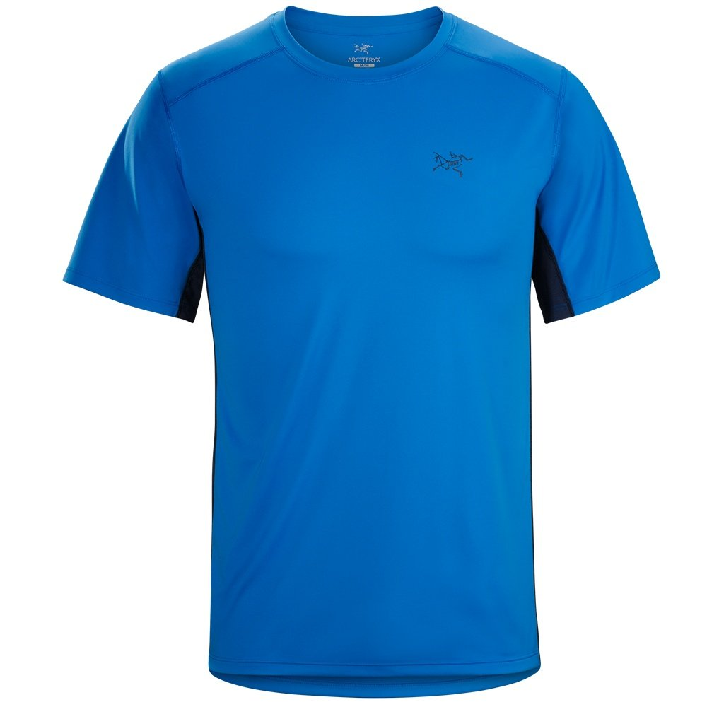 Arc'teryx Ether Crew Short Sleeve Shirt (Men's) - Rigel