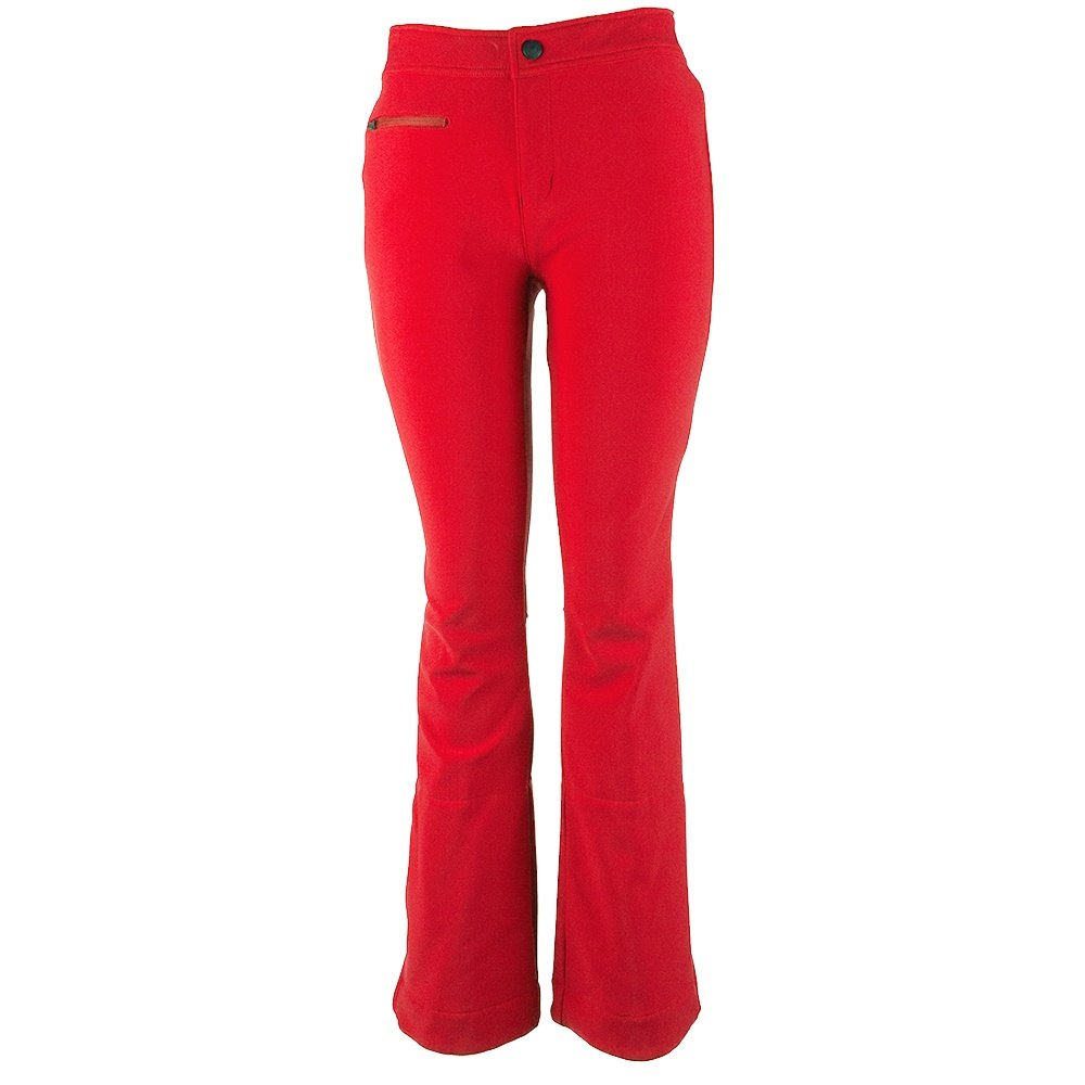 Obermeyer Bond II Softshell Ski Pant (Women's) - Crimson