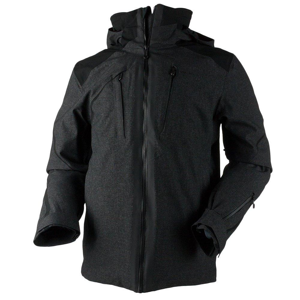 Obermeyer Proton Insulated Ski Jacket (Men's) - Dark Heather Grey