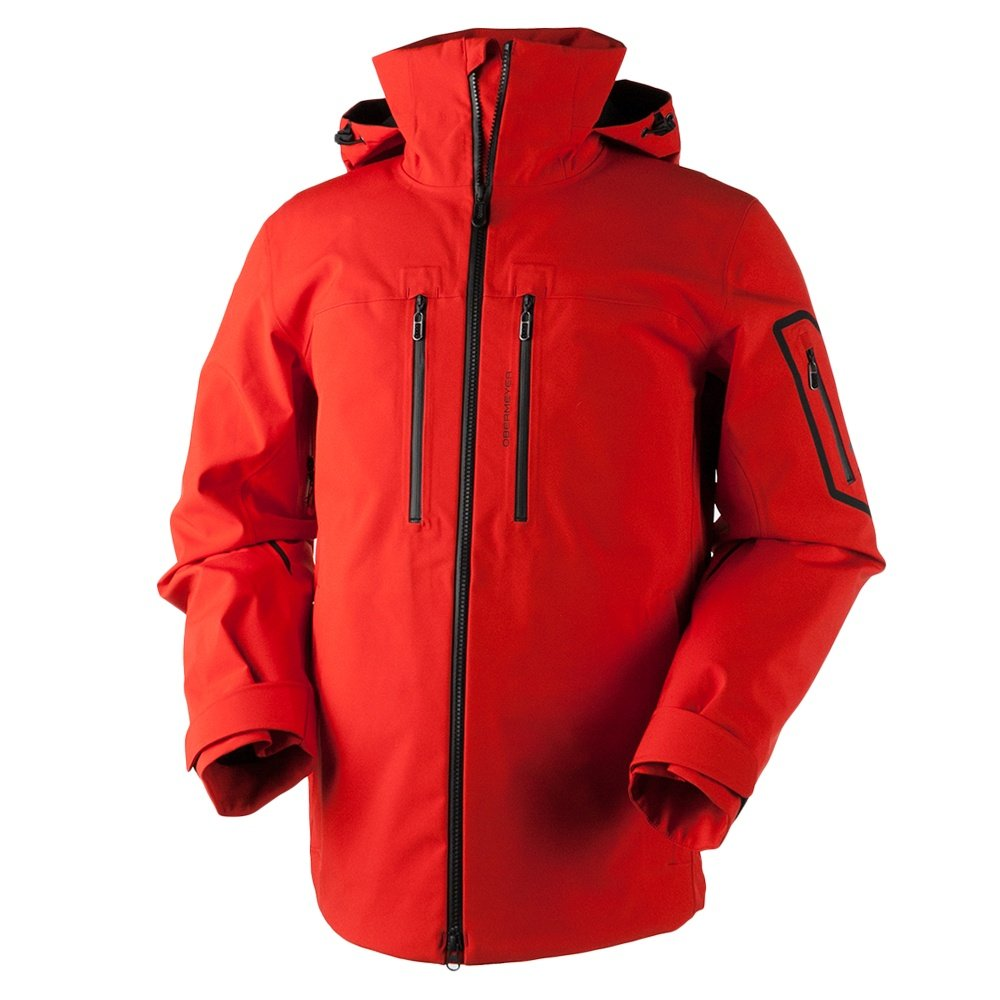 Obermeyer Supernova Shell Ski Jacket (Men's) - Red