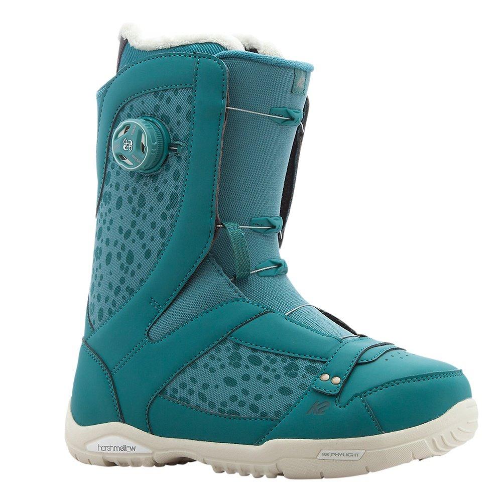 K2 Sapera Snowboard Boot (Women's) - Rain Forest