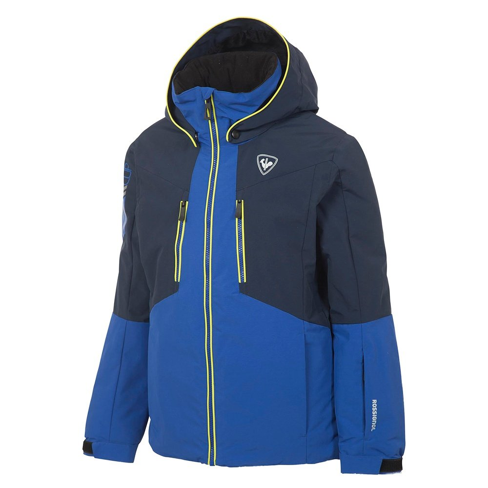 Rossignol Boy Course Insulated Ski Jacket (Boys') - Speed