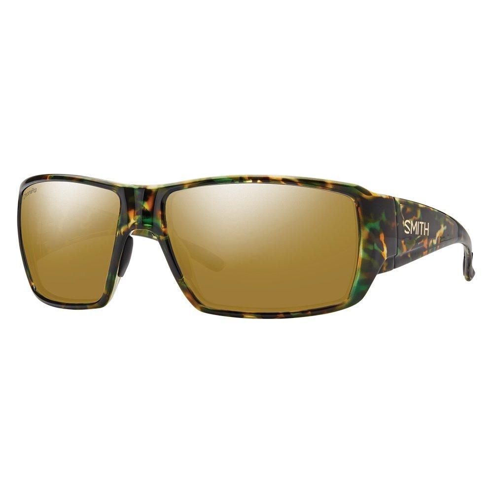 Smith Optics Guides Choice Sunglasses - Flecked Green Tortoise