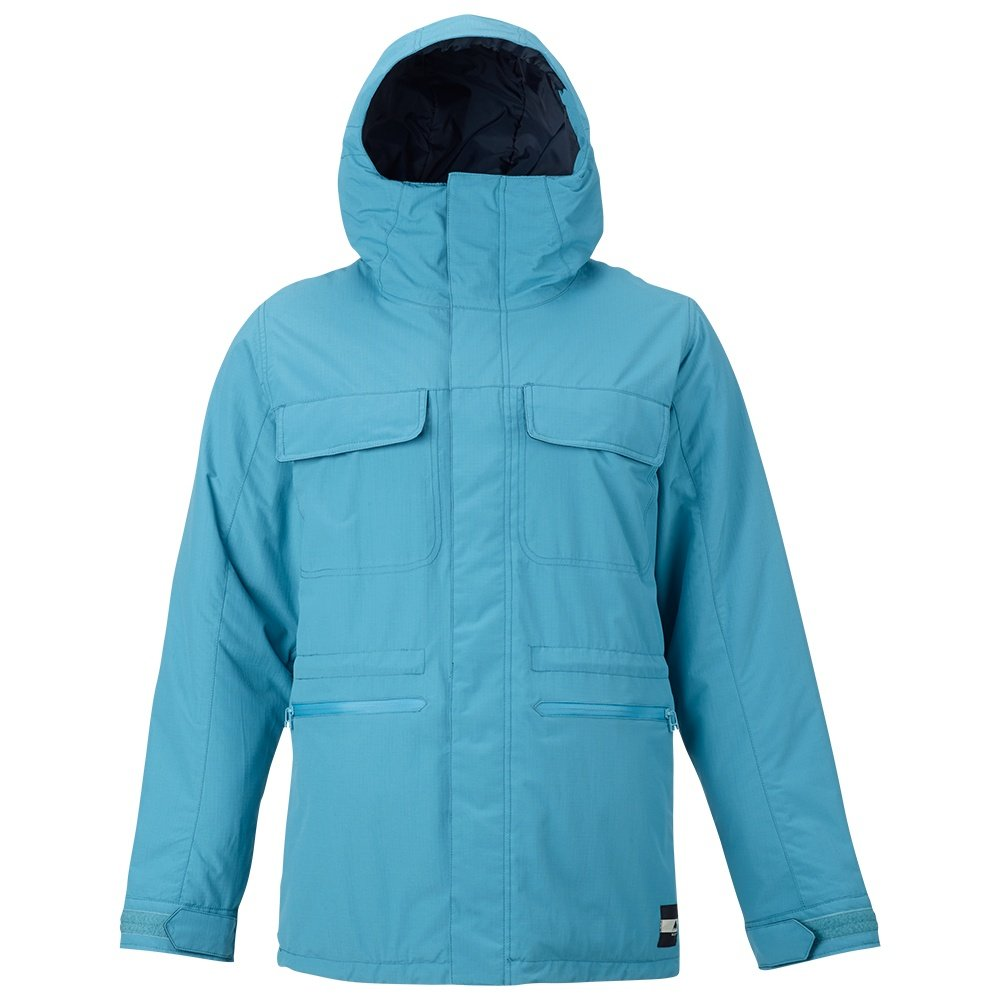 Burton Encore Insulated Snowboard Jacket (Men's) - Larkspur