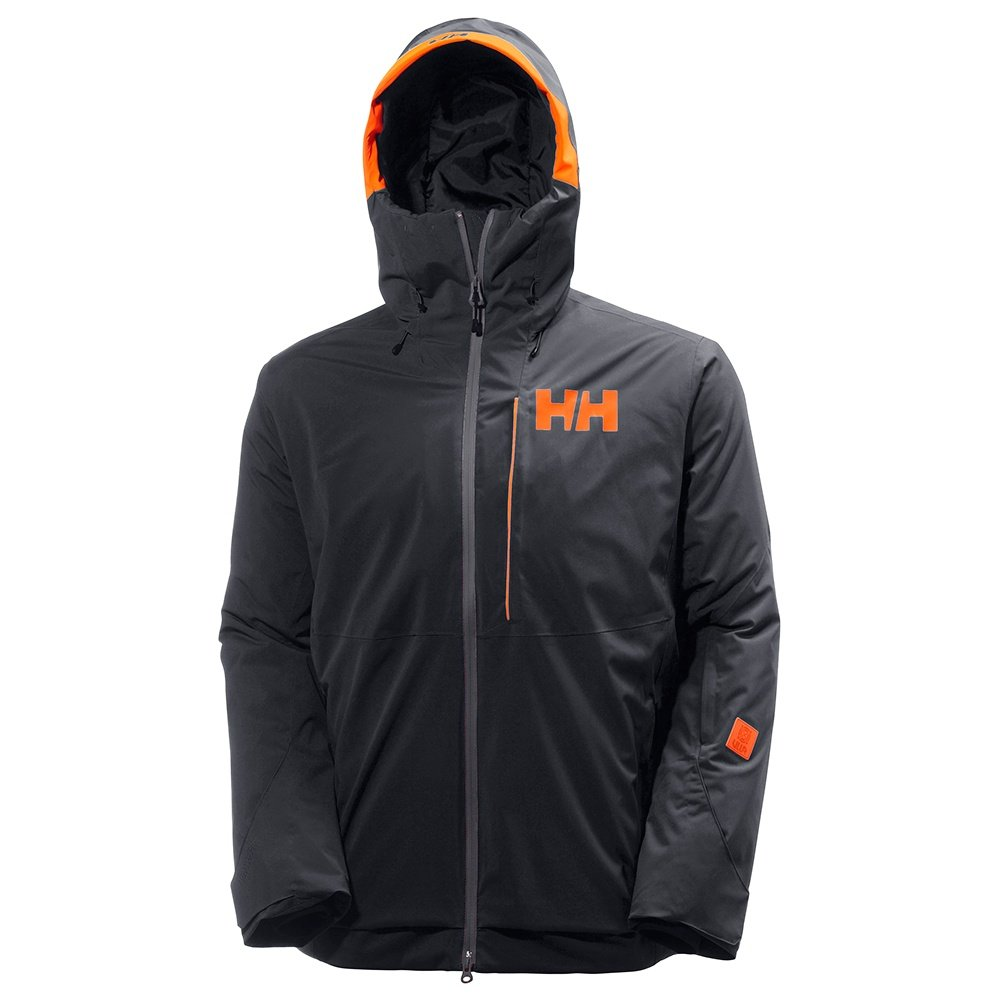 Helly Hansen Sogn Insulated Ski Jacket (Men's) - Graphite