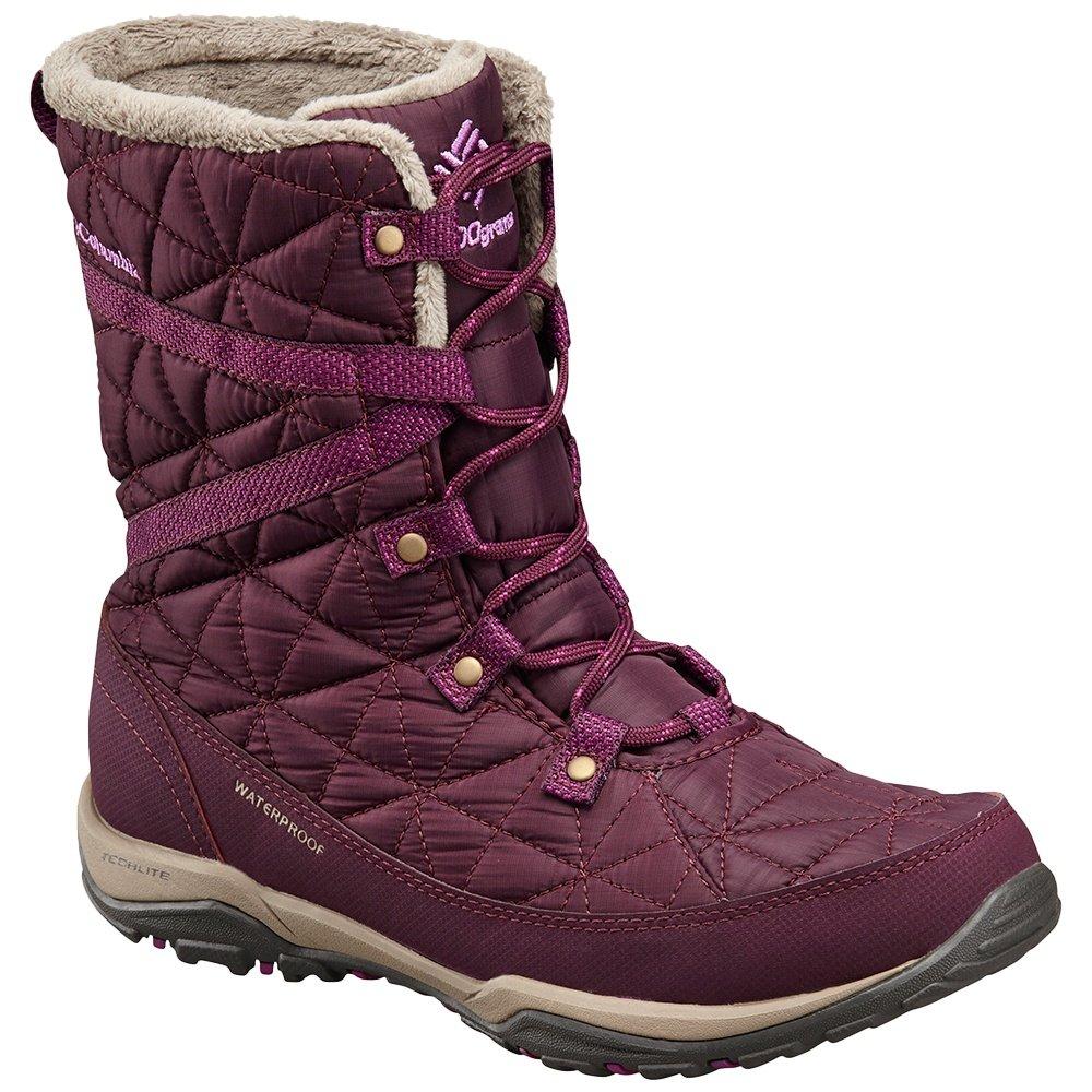 Columbia Loveland Mid Omni Heat Apr s ski Green Women s shoescolumbia sportswear onlineOnline Shop