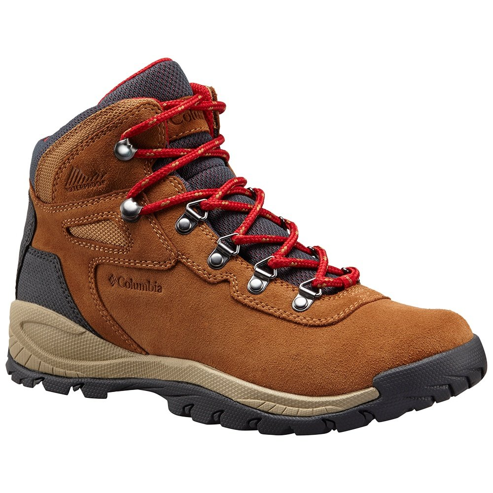 Columbia Newton Ridge Plus Waterproof Amped Hiking Boot (Women's) - Elk