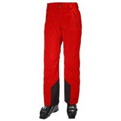 Alert Red Helly Hansen Force Ski Pant (Men\'s)