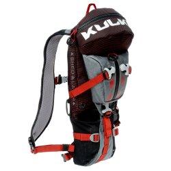 Grey/Black/Red Kulkea Micro Pack