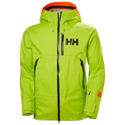 Azid Lime Helly Hansen Sogn Shell Ski Jacket (Men\'s)