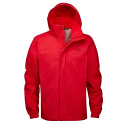 TNF Red The North Face Resolve 2 Rain Jacket (Men\'s)