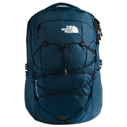 Blue Wing Teal/TNF Black The North Face Borealis Backpack (Men\'s)