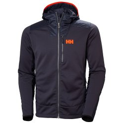 Graphite Blue Helly Hansen Ullr Mid-Layer Jacket (Men\'s)