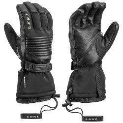 Black Leki Xplore S Glove (Men\'s)