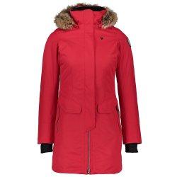 Rival Red Obermeyer Sojourner Down Jacket (Women\'s)