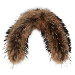 Natural Bogner Nurea-S Real Fur Hood Trim